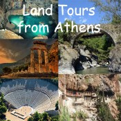 Tours from Athens to other destinations