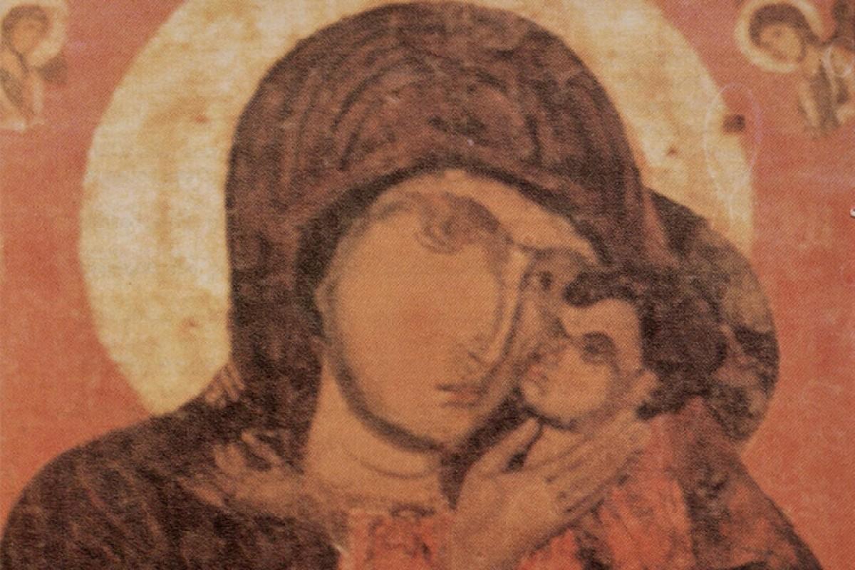 Santorini through its churches