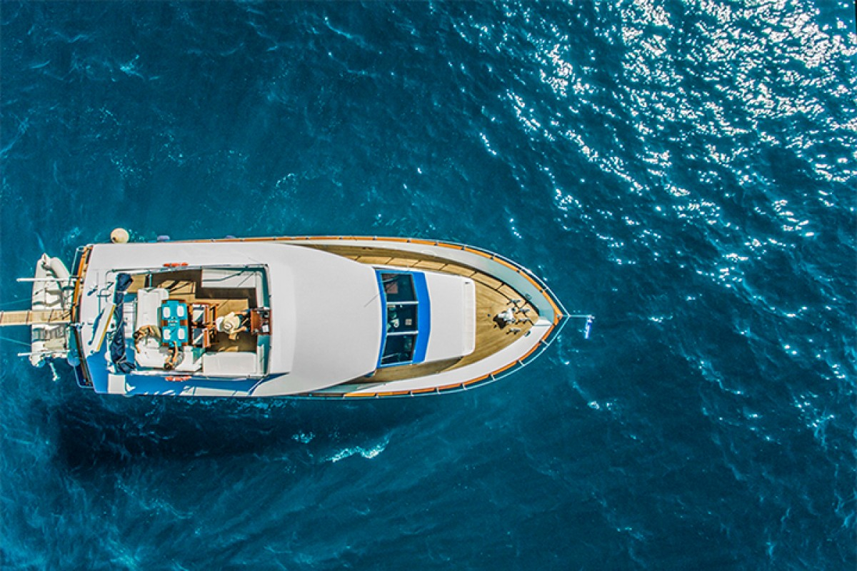 Semi-private cruise on a luxury motor yacht.