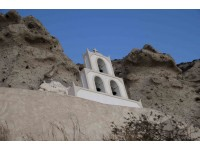 Santorini thru its churches