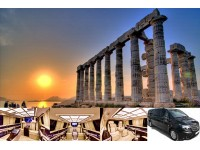 City Tour and Cape Sounion