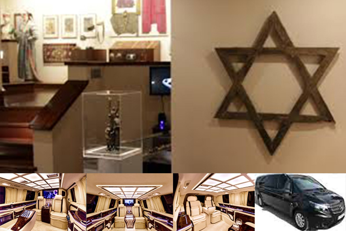 Jewish heritage and City Tour