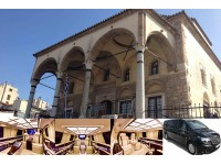 Ottoman monuments and City Tour